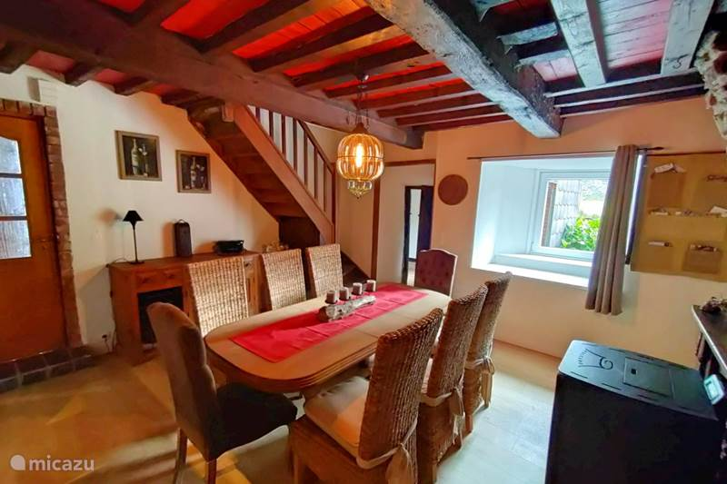 Vacation rental Belgium, Ardennes, Manhay Holiday house Maison Eline