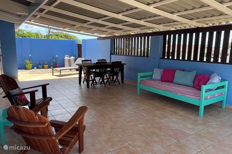 Vacation rental Aruba, Paradera, Moko Holiday house Casa Biba Dushi