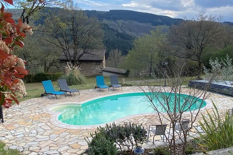 Vacation rental France, Aveyron, Connac  Gîte / Cottage Gite Le Visaret