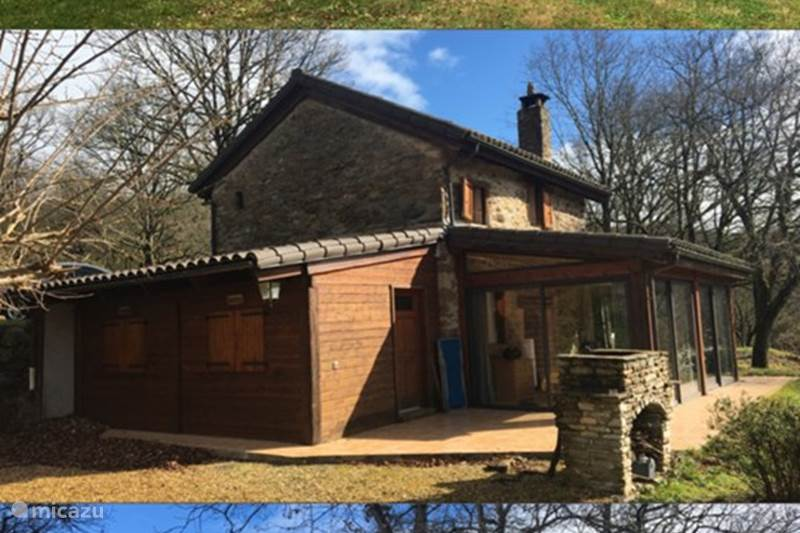 Vacation rental France, Aveyron, Connac  Gîte / Cottage Estate Gites Le Visaret