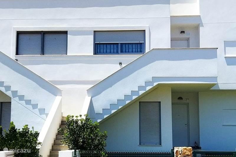 Vakantiehuis Spanje, Costa Blanca, Orihuela Penthouse Costa blanca-Casa Rioja Golf resort