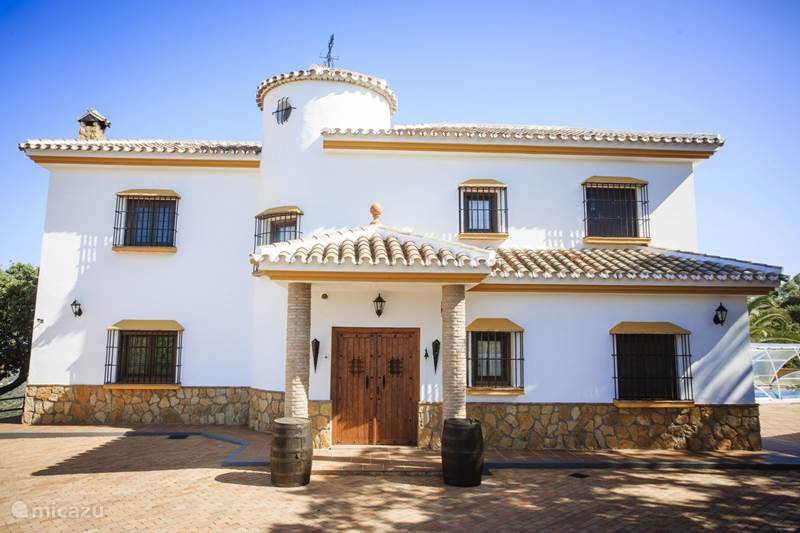 Vakantiehuis Spanje, Andalusië, Riogordo Finca Casa Las Encinas