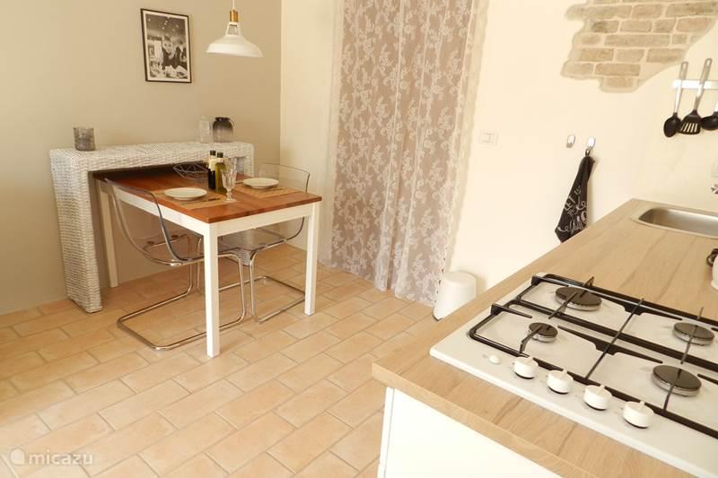 Vakantiehuis Italië, Marche, Arcevia Appartement Rosa nel Pozzo, Appartement Pietro