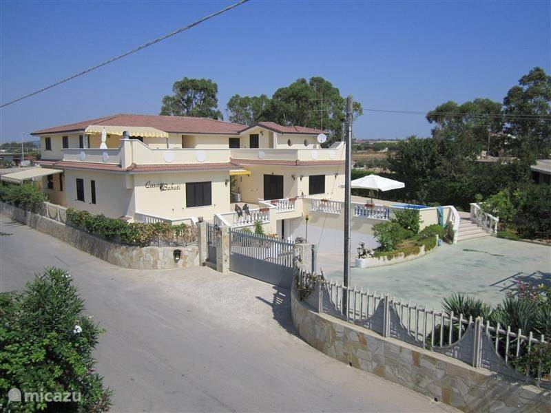 Vacation rental Italy, Calabria, Capo Rizzuto apartment Casa Bahati