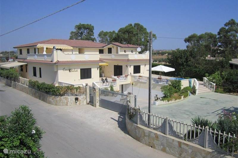 Vakantiehuis Italië, Calabrië, Capo Rizzuto Appartement Casa Bahati