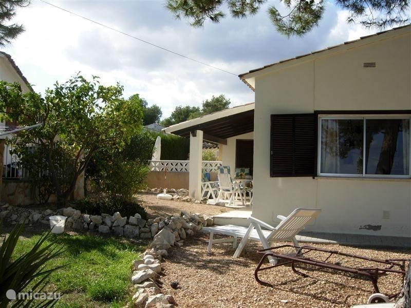 Vakantiehuis Spanje, Costa Blanca, Alfáz del Pi bungalow Casa Jaminara
