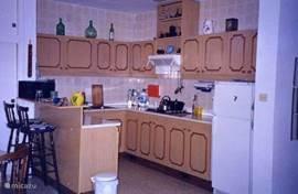 Casa Jaminara keuken 4