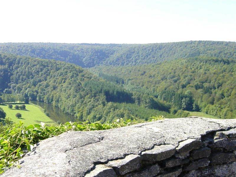 the valley of the Semois