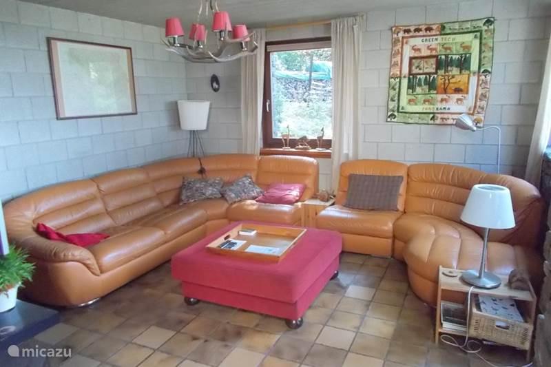 Vacation rental Belgium, Ardennes, Herbeumont Holiday house Greentech Panorama