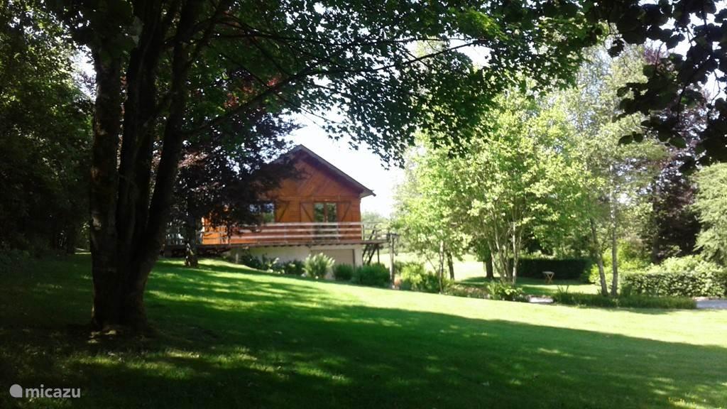 Vacation rental Belgium, Ardennes, Graide chalet Squirrel Graide