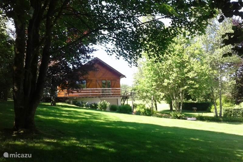 Vakantiehuis België, Ardennen, Graide Chalet Eekhoorn Graide