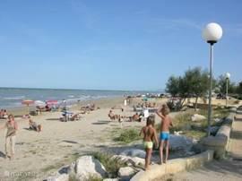 De zand stranden van Le Marche zijn onder te verdelen van rustig tot toeristisch. Voor elk wat wils!