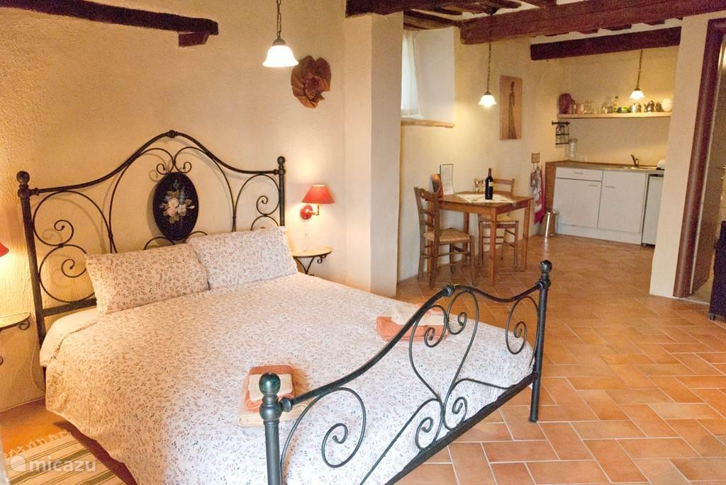 Vakantiehuis Italië, Marche, Doglio Appartement Casa Tartufo Vakantie Appartementen