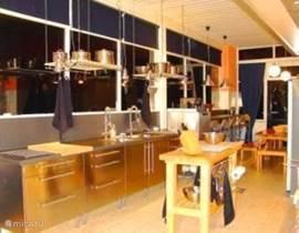 für ein Wochenende, du bist ein Top-Koch in unserer fabelhaften Küche!