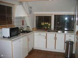 De ruime keuken
