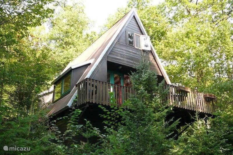 bungalow gaba gunthi in durbuy ardennen belgien mieten micazu. Black Bedroom Furniture Sets. Home Design Ideas