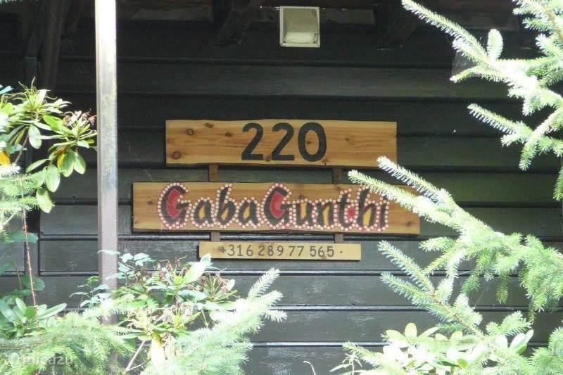Vakantiehuis België, Ardennen, Durbuy Bungalow Gaba Gunthi
