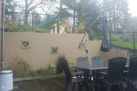 Vakantiehuis maison aux 4 vents in la roche en ardenne ardennen belgi huren for Beneden tuin