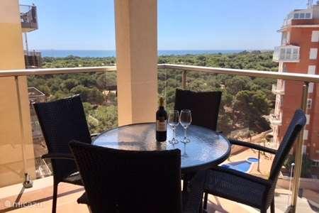 Vakantiehuis Spanje, Costa Blanca, Guardamar del Segura - appartement Residencial Torres de Puerto Pinar