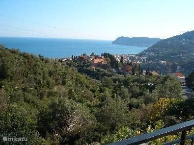 Vakantiehuis Italië, Ligurië, Alassio Studio La Bella Vista