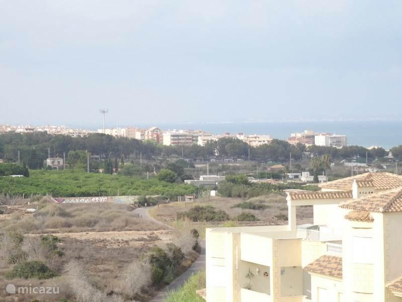 uitzicht vanaf het grote terras