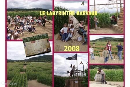 Labyrinth Barvaux