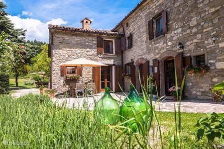 Vakantiehuis Italië, Umbrië – studio Casale il Sogno, appartement Rosso