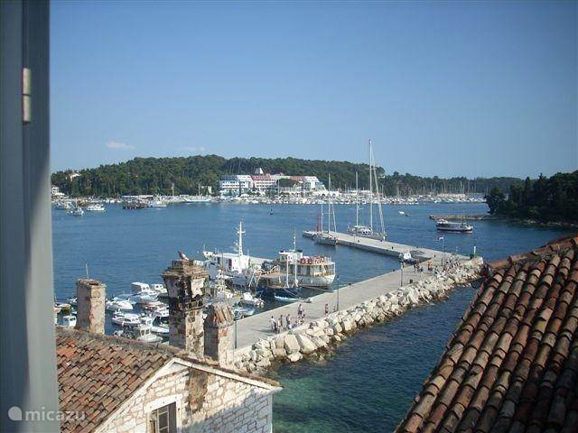 Vacation rental Croatia, Istria – apartment Kriza