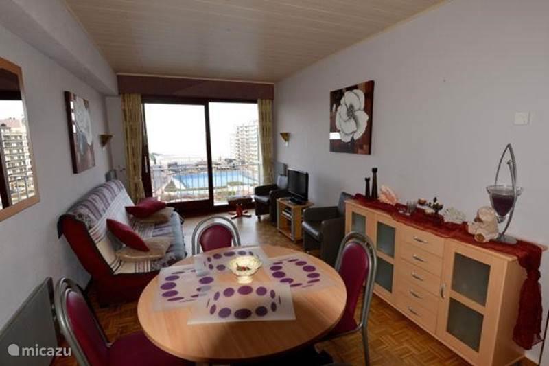 Vacation rental Belgium, Belgian Coast, Westende-Bad Apartment Annick 705