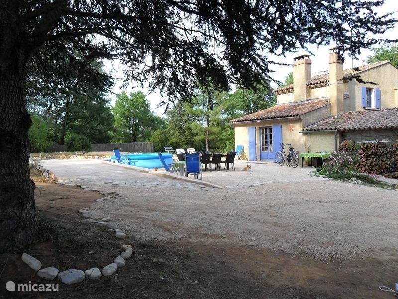 Vakantiehuis Frankrijk, Ardèche, Salavas Vakantiehuis Luc en Maggy