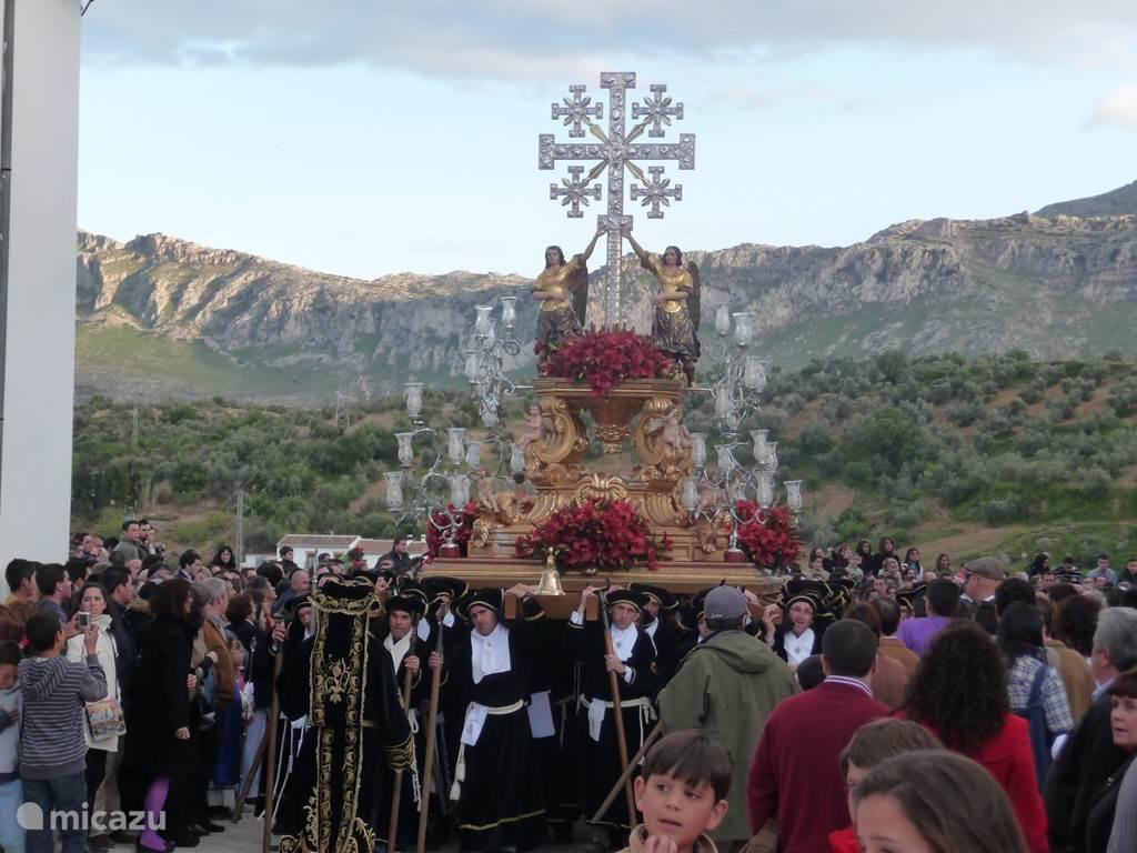 Semana Santa: week voor Pasen