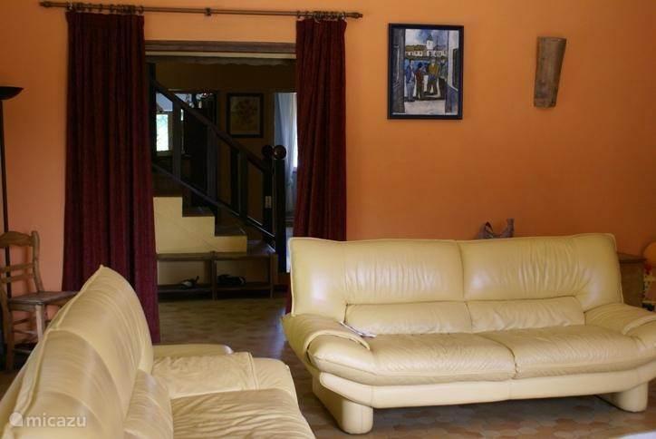 Het huis:het salon
