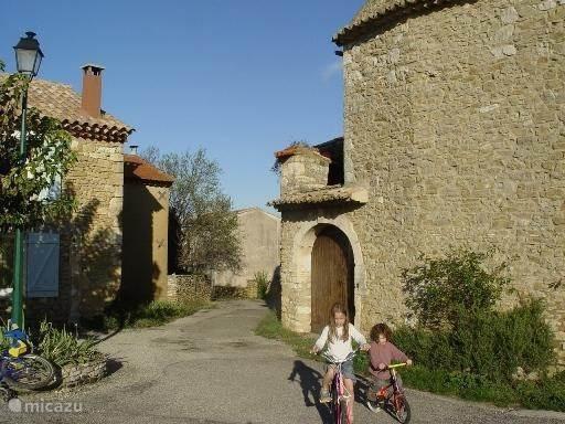 Het dorp en omgeving