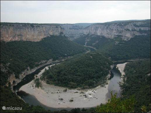 The Ardeche and its attractions