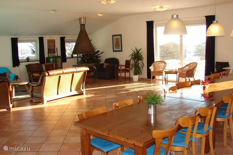Ferienwohnung Belgien, Ardennen, Medendorf Blockhütte / Lodge Schnee Lodge
