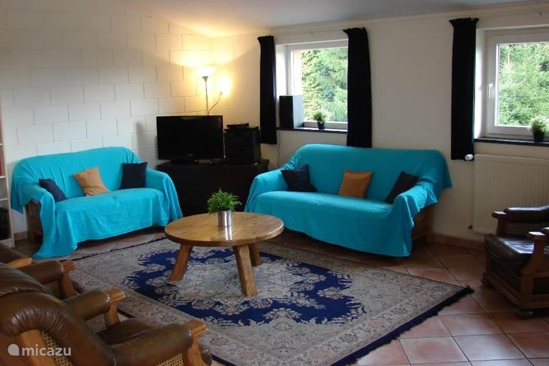 Vakantiehuis België, Ardennen, Medendorf Blokhut / Lodge Snowview Lodge