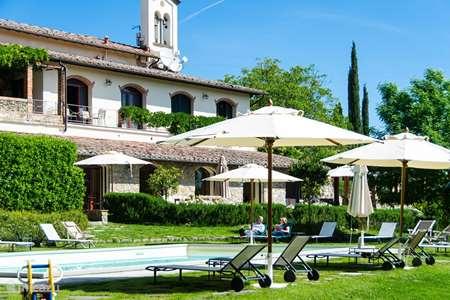 Vakantiehuis Italië, Toscane, Mercatale in Val di Pesa appartement Atelier 3