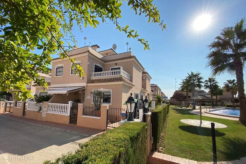 Vakantiehuis Spanje, Costa Blanca, Cabo Roig Vakantiehuis Droomhuis in Spanje
