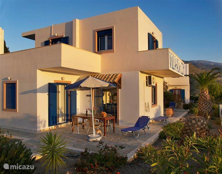 Vacation rental Greece, Crete, Myrtos Apartment Villa Aliki