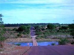ingang Krugerpark