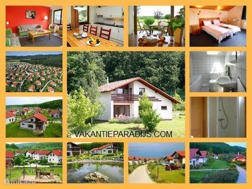 Vakantiehuis Hongarije, Komárom-Esztergom, Vargesztes - villa Comfort Villa tot 8 personen