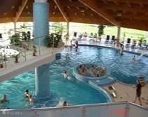 Panoramic subtropical swimming paradise