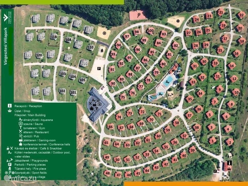 Flat ground of Villa Park Vargesztes