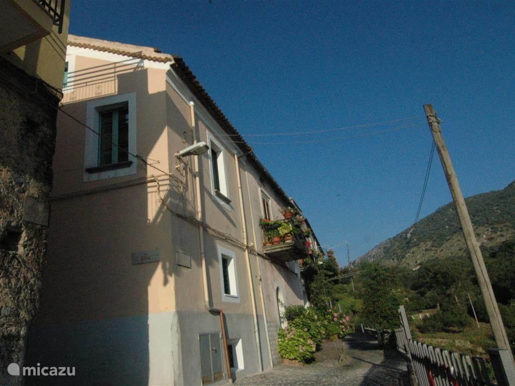 Vacation rental Italy, Campania, San Giovanni a Piro Holiday house Casa Vale delle Querce