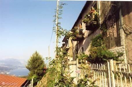 Vakantiehuis Italië, Campanië, San Giovanni a Piro Vakantiehuis Casa Vale delle Querce