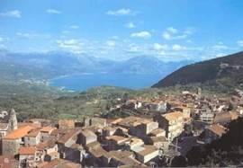 Van uit de middeleeuwen stammende dorpSan Giovanni a Piro.