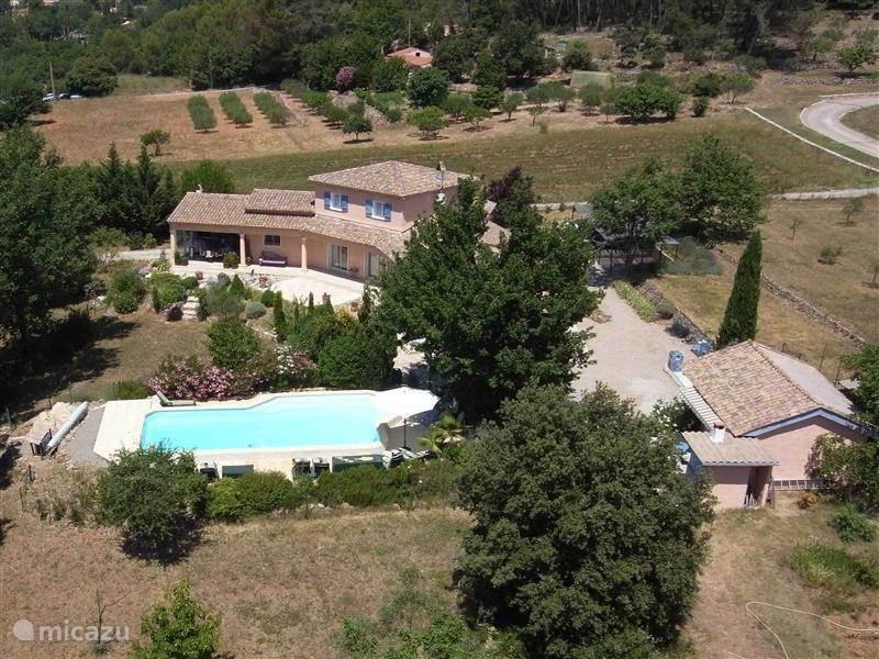 Vakantiehuis Frankrijk, Provence, Flayosquet-Draguignan villa Villa Les Lavandes