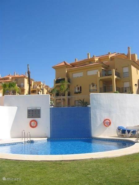 Vakantiehuis Spanje, Costa del Sol, Mijas Costa appartement Atalayas de Riviera
