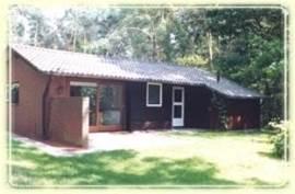 't Kooiveld bungalow op een royale bosperceel te midden in de natuur.
