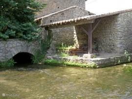 Lavette (oude wasplaats)